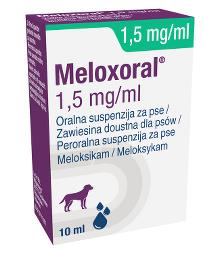 Meloxoral 1,5 mg/ml oralna suspenzija