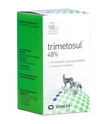 Trimetosul® 48%, 400 mg/ml + 80 mg/ml suspenzija za injekciju